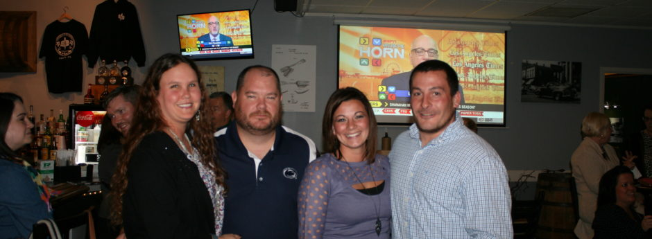 Friends of the Foundation - Susan and Andrew Schmidt and Ashley and Joe Frisina